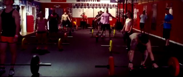 Crossfit – Barbells for Boobs
